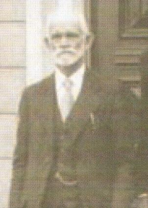 Rev John William Tarboux - pastor-titular de out 1887 a jun 1889 e jan 1916 e ago 1920