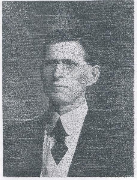 Rev Charles Long - pastor ajudante em lingua inglesa de1911 a 1912