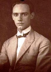Rev Antonio de Campos Gonçalves - pastor titular de 1940 a 1944