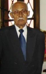 Rev Juracy José Sias Monteiro - pastor titular de1979 a 1982