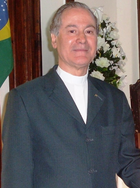 Rev Felipe Pereira de Mesquita - pastor titular de 1983 a 1984