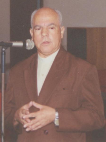Rev Ermil Correa da Silva - pastor titular de 1992 a 1995