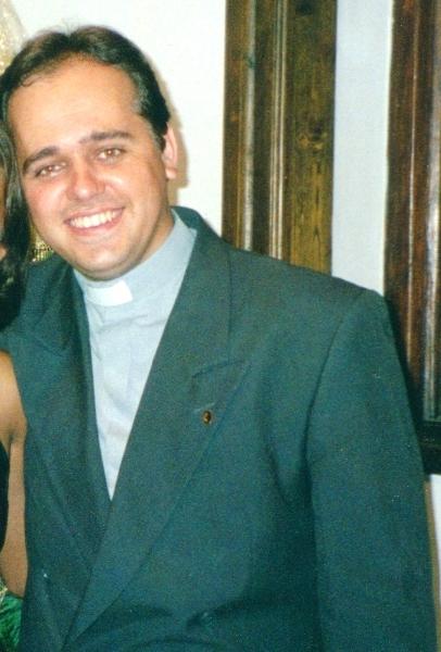 Rev  Rodrigo Vieira Buçard - pastor coadjutor de 2000 a 2001