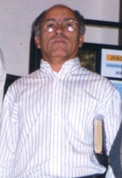 Rev Rogerio da Silva Oliveira - pastor titular de 2001 a 2003