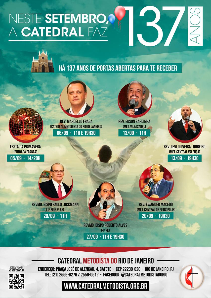 CatedralMetodista-Aniversario2015-137anos-Cartaz-A3