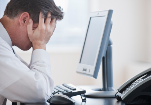 Artigo 171 - Problemas pessoais no trabalho